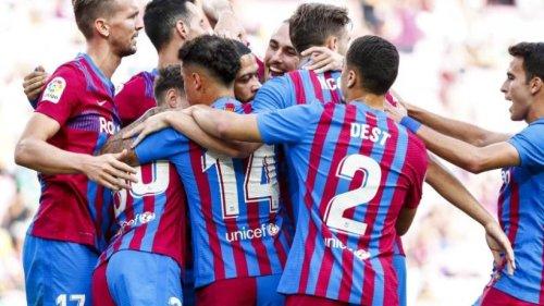 Barça beendet Negativserie mit Sieg gegen Levante