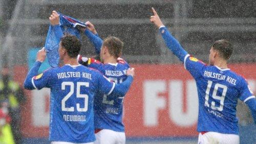 Kiel hat Relegation sicher - Ein Sieg fehlt zur Bundesliga