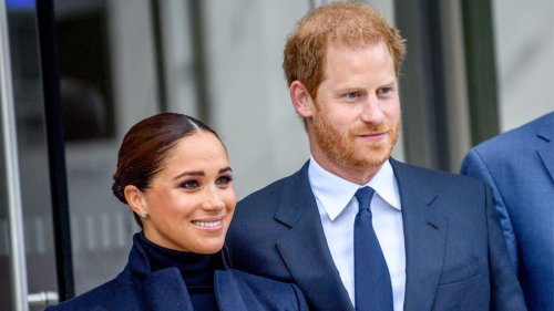 Prince Harry and Meghan Markle Take New York! Plus, a Sweet Update on Baby Lilibet