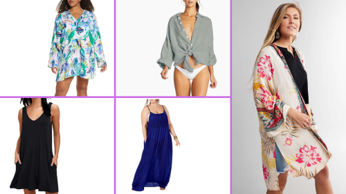 13 Best Beach Cover-Ups That Will Protect You From the Sun in Style