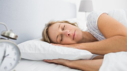 This Simple Trick Will Help You Fall Asleep Easier as You Age