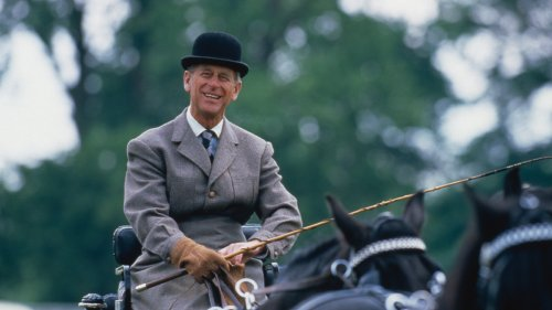 The Royal Family Shares More Never-Before-Seen Pictures of Prince Philip Over the Years