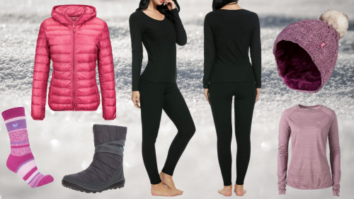 13 Best Winter Thermals to Keep You Cozy When Temps Drop