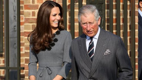 Grieving Prince Charles Leans on Kate Middleton After a 'Horrendous' Year
