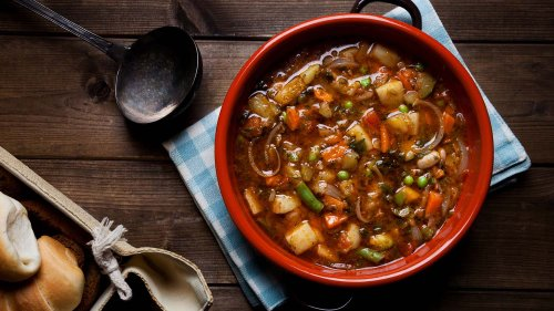 Dr. Oz's Delicious Bean Soup Will Help You Drop Extra Pounds by Christmas