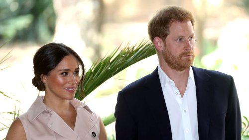 A New Epilogue Has Been Added to Royal Biography, Including Spicy Details About Meghan and Harry's Last Year