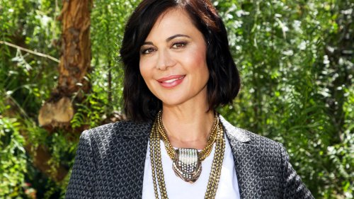Catherine Bell Relies on This Classic $5 Drugstore Mascara For Gorgeous Lashes