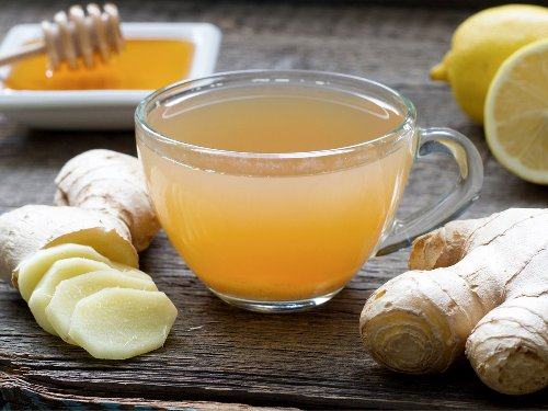 This 2-Ingredient Ginger Tea Can Help You Lose Pounds and Boost Overall Health