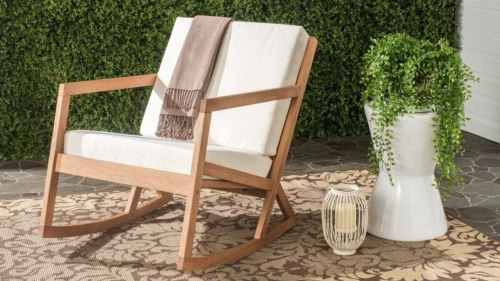 6 Best Outdoor Rocking Chairs That Are As Comfy as They Are Pretty