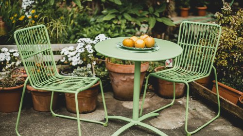 This Condiment Will Remove Rust From Patio Furniture Without Any Harsh Chemicals