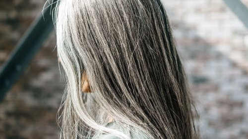 This Lifestyle Tweak May Naturally Reverse Your Gray Hair, No Dye Needed