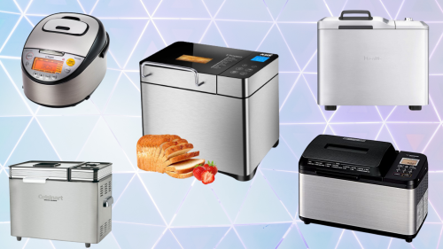 11 Best Bread Machines to Turn Out Fresh Loaves Every Day