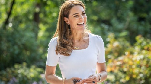 Kate Middleton Channels Princess Diana at Her Latest Royal Outing