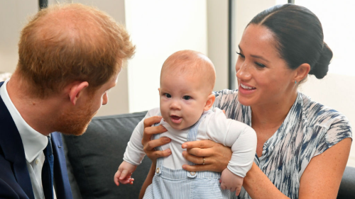 Archie Turns 2 Today — See All the Sweet Messages and Pics from the Royal Family