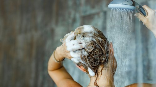 Washing Your Hair Like This Will Nix Excess Buildup, Strengthen Your Strands, and Promote Growth