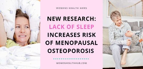 New Study: Short Sleep Leads to Osteoporosis After 40