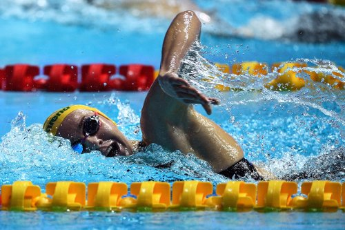 Swimmer Ariarne Titmus Now Holds The Second-Fastest Time For Women's 200M Freestyle