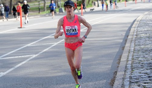 Thinking About Eating Less Meat? These Are Deena Kastor's Plant-Based Food Staples