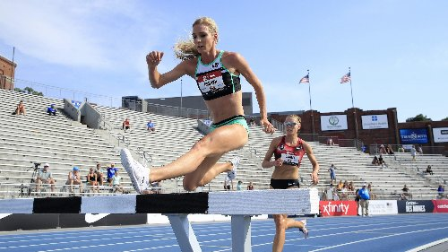 """Emma Coburn: """"I Know I'm Fit, But You Need to Prove It in the Race."""""""