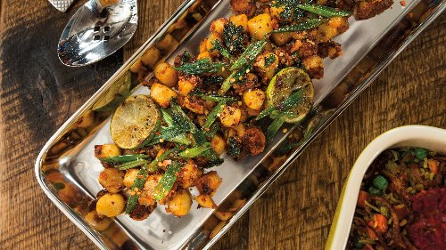 Spice Up Your Dinner Plans With These Chile and Lime Bay Scallops
