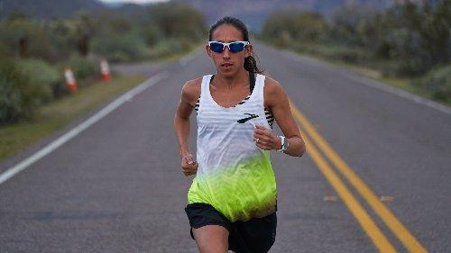 Desiree Linden Sets 50K World Record - Women's Running