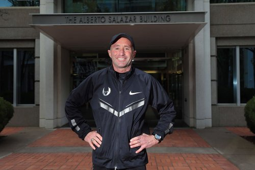 Nike Strips Alberto Salazar's Name From Building After SafeSport Coaching Ban