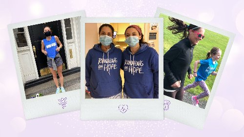 She Needed a New Liver. A Fellow Runner Gave Her One.