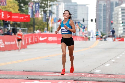 """Emma Bates: """"For Me to Run My Best I Have to be Happy"""""""