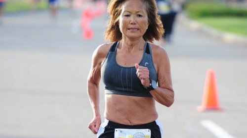 How 73-Year-Old Jeannie Rice Keeps Getting Faster