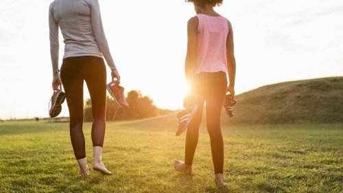 The Power of Being Grounded - Women's Running