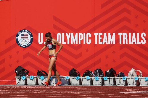 Jenny Simpson Didn't Succeed at Trials, But Her Presence Goes to Tokyo