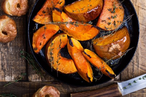 Welcome Fall with This Grilled Pumpkin Recipe