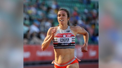 Abbey Cooper Places 4th in the 5,000 Meter Final: Fans React