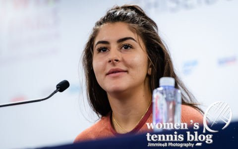 Canada's Bianca Andreescu is a GOAT in the making - Women's Tennis Blog