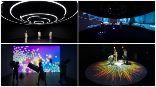 """Tech Talk: Can Gaming Be Art? New ArtScience Museum Show Gives A Playful """"Yes!"""""""