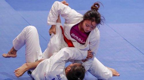 Singapore Sportstar Spotlight: Constance Lien, Brazilian Jiu-Jitsu