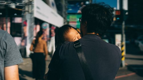 Father's Day: Sanity-Maintaining Tips For Stressed-Out New Dads