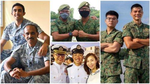 I Am My Father's Son: Celebrating Inspiring Defender Dads In The SAF