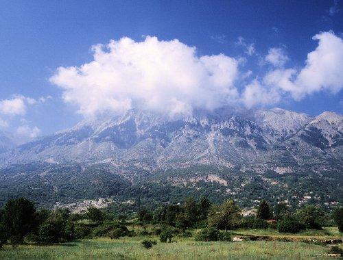 Olymp – Der Sitz der griechischen Götter