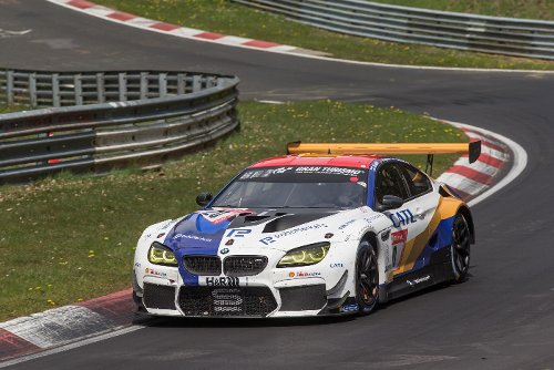 BMW TEAMS COMPLETE DRESS REHEARSAL FOR THE 2021 24H NURBURGRING
