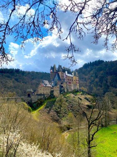 Mosel-Traumpfad Eltzer Burgpanorama – auf den Spuren der Burggrafen