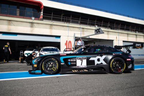 MERCEDES-AMG MOTORSPORT TO CHASE POINTS IN GT WORLD CHALLENGE EUROPE