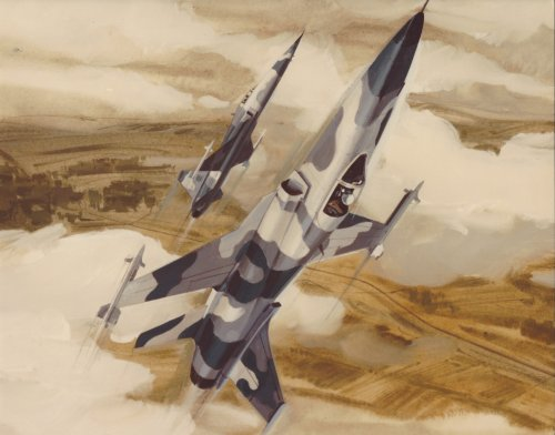 F-20 versus Lavi: The Tigershark, the Young Lion and the Viper