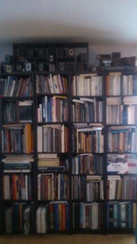 A quoi ressemble ma bibliothèque ?