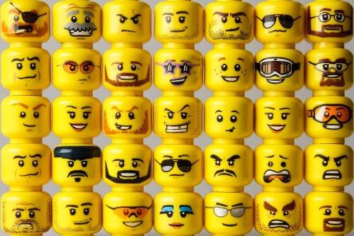 Building blocks of happiness