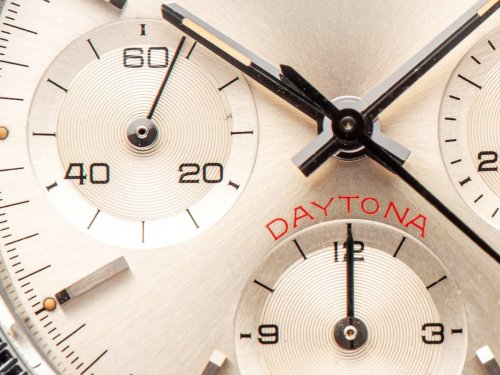 "Return To The Planet Of The Fakes: ""Albino"" Daytona Made In Tuscany"