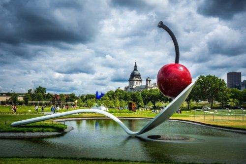 Art in Minneapolis and around the world.