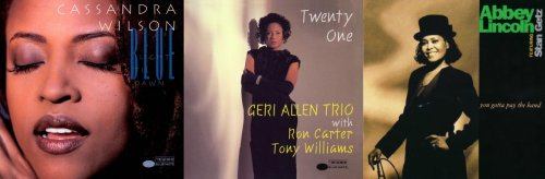 Vinyl reissues of jazz CDs