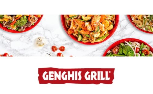 Genghis Grill launches Stir Fry Chef virtual concept with Qu