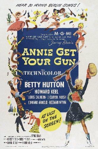 Musical Monday: Annie Get Your Gun (1950)